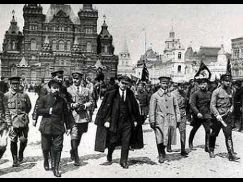 Los 10 Días Que Estremecieron Al Mundo, La Revolución Rusa de 1917