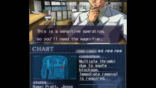 Trauma Center:  Under The Knife - Chapter 2-1:  Dormant Ability