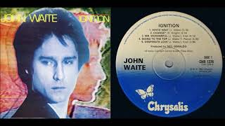 Watch John Waite White Heat video
