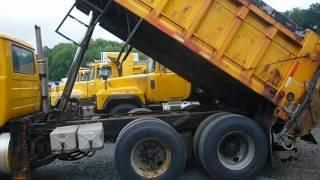 1998 Mack RD688S Dump Truck - TRO 0702121