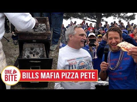 Barstool Pizza Review - Bills Mafia Pizza Pete (Buffalo)