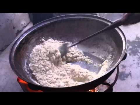 How to Make Halwa (kabul HD)