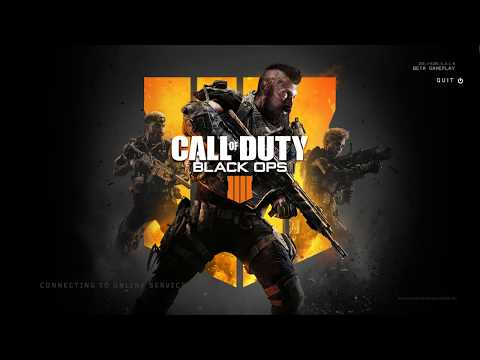 Call of Duty: Black Ops IIII | BETA | AMD FX-6300 | Geforce GTX 1060 6GB | 8GB RAM