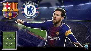 And Messi Destroyed Blues | Barcelona-Chelsea 2nd Leg Tactical Analysis