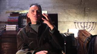 LA CADUTA - Manifesto del Teatro Barbarico Montano della Fondazione Ferretti