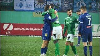Карпати – Динамо 0-4. Огляд матчу