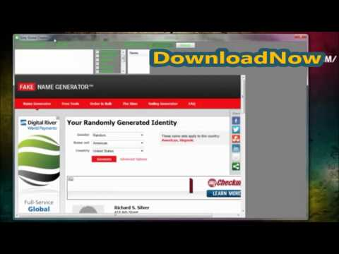 Crack Download - Free YouTube Gmail Account Creator 2013 Working