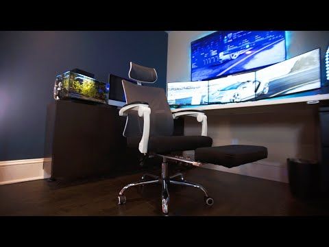 Hbada Ergonomic Computer Chair Review   Best Chair for the Money!