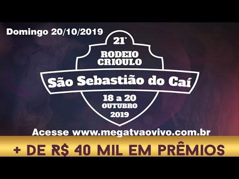 21º Rodeio Crioulo de São Sebastião do Caí - Domingo 20/10/2019..