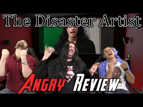The Disaster Artist Angry Movie Review streaming vf