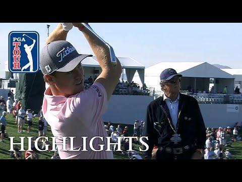 Justin Thomas Extended Highlights