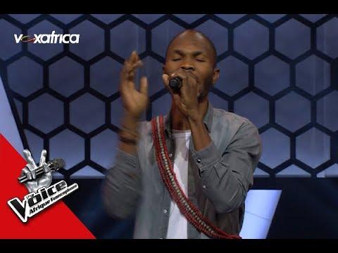 Isongo ' Sweet life (la vie est belle) ' de Fally I. Audition à l'aveugle The Voice Afrique F. 2017
