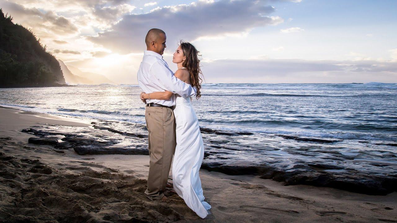 Cinematic Dream - a Kauai wedding video