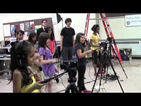 Girlz R.U.L.E.® Club at Morris Street School - Behind the Scenes