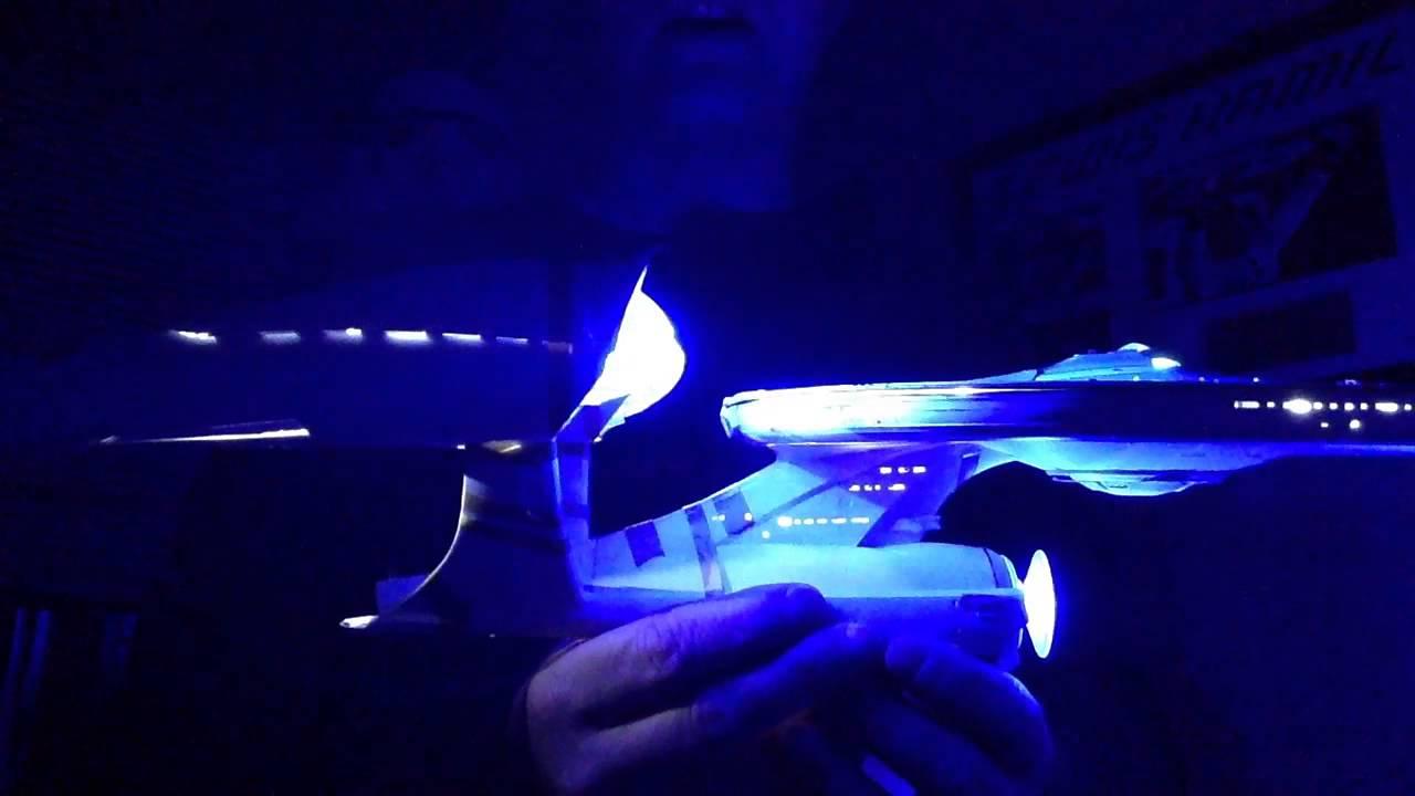 Marvelous Into Darkness Enterprise Lighting Kit