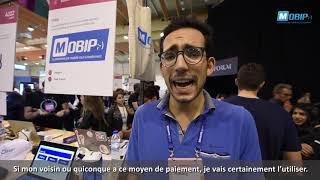 MOBIP ;) au Web Summit à Lisbonne,  novembre 2018