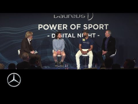 Laureus Power of Sport 2018: Digital Night | Re-Live