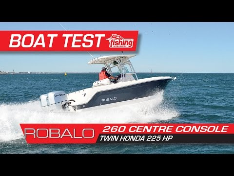 Robalo 260 Centre Console From Aussie Boat Sales