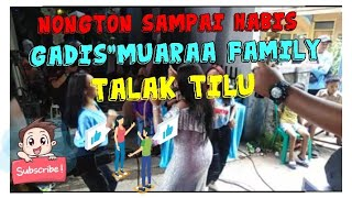 "Download Keseruhan joged sama muara family""talak tilu""Reni"