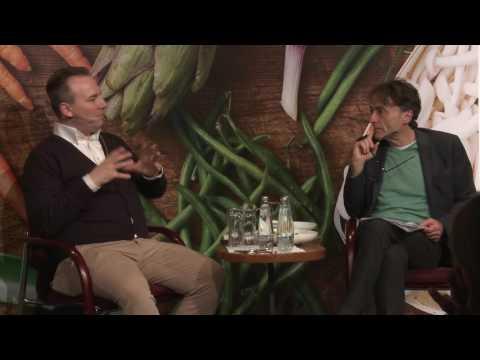 ZEIT Kochtag 2016: Tim Raue im Gespräch mit Giovanni di Lorenzo