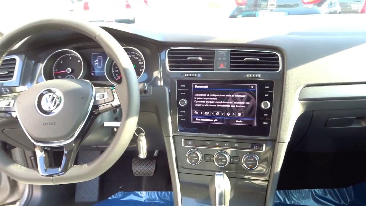 Volkswagen nuova Golf 8: prezzo, motori, metano uscita ...
