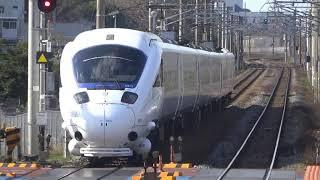 JR九州 長崎本線 新鳥栖駅を発着する電車たち