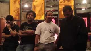 Zero & Ravi Chary Collab | The Dewarists Stage