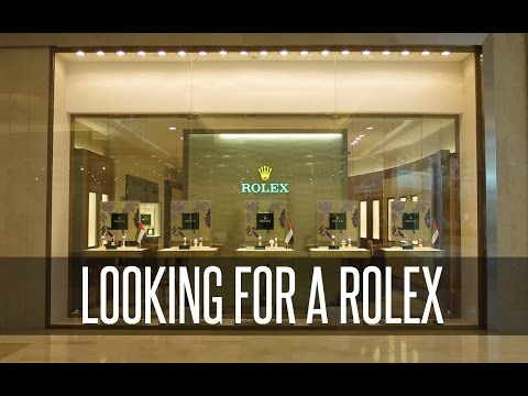 Looking For A Rolex (Vlog #148)