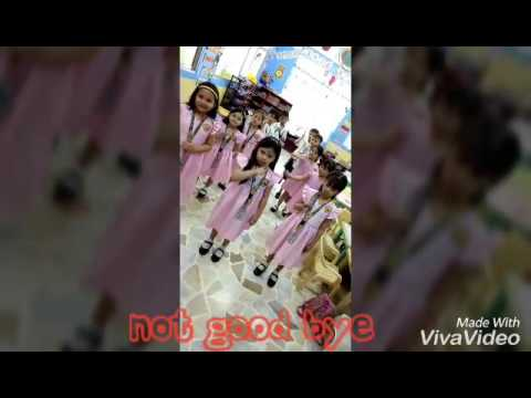 graduation song Thank you for kids, children and babies with lyrics