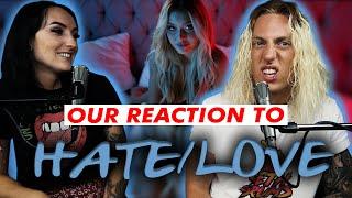 Wyatt and Lindsay React: Hate/Love by Eskimo Callboy