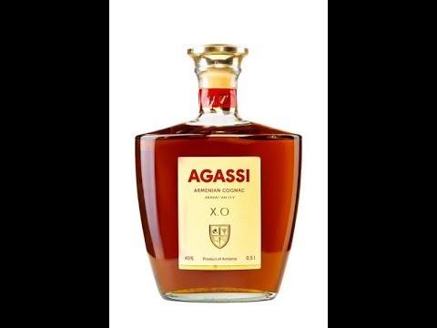 Новый армянский коньяк AGASSI. Вдумчивая дегустация