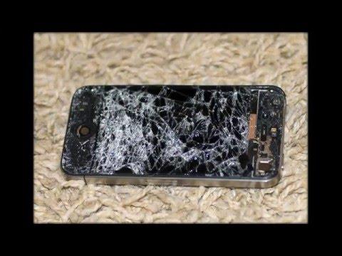Новые Разбитые айфоны