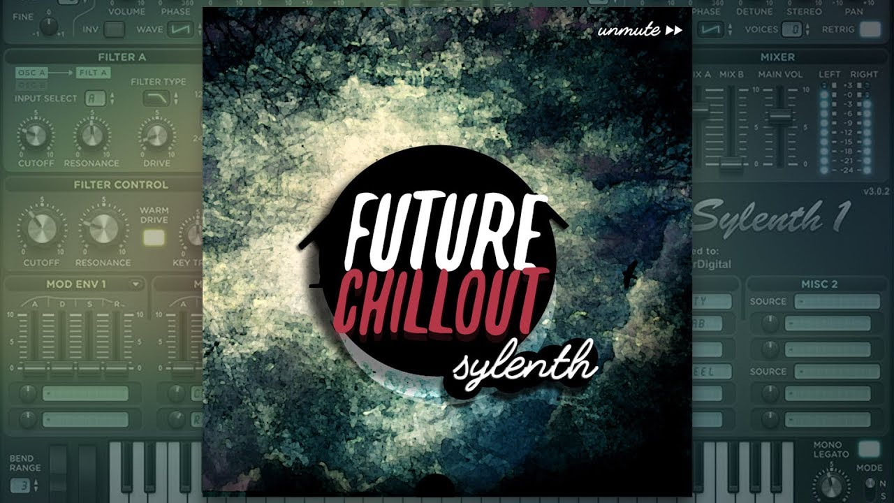 Unmute - Future Chillout Sylenth1 Presets