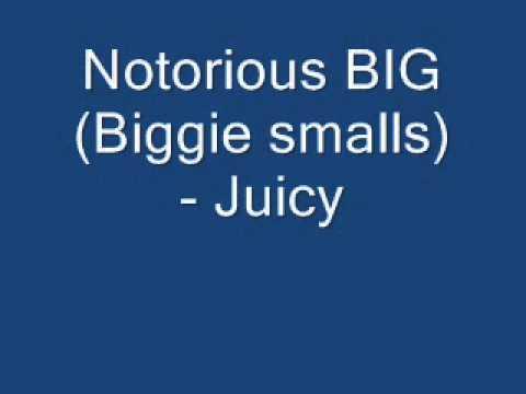 Notorious Biggie BIG Smalls - Juicy (LYRICS IN DESCRIPTION ...