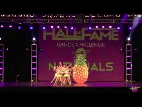 Pineapple Princess - ExtravaDance and Tumble