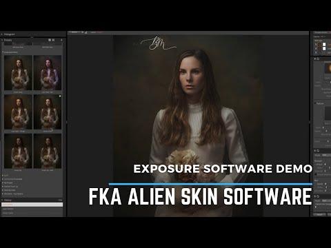 Exposure Software Demo (FKA Alien Skin Software)