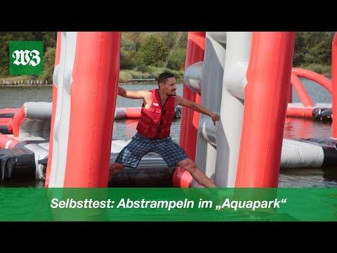 Selbsttest: Abstrampeln Im Aquapark | Wilhelmshavener Zeitung