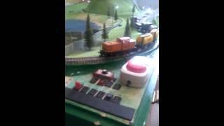 Железная дорога в миниатюре проект своими руками)!