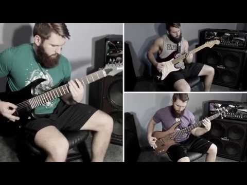 Led Zeppelin - Achilles Last Stand - METAL VERSION Full Band Cover