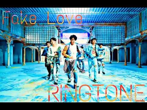 BTS - Fake Love RINGTONE