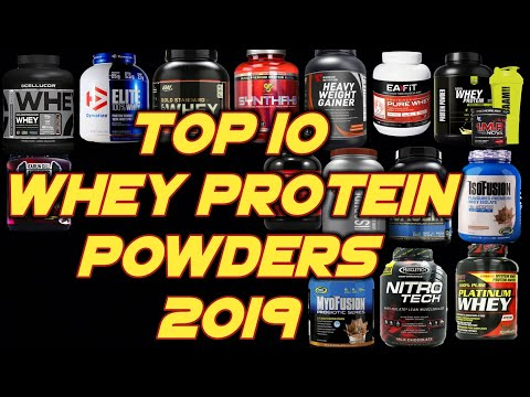 top-10-whey-protein-powders-|-protein-supplements-2019-|-best-whey-protein-supplements-in-india
