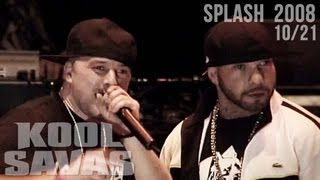 Kool Savas - Splash! 2008 #10/21: Guck my Man (Official HD Live-Video 2008)