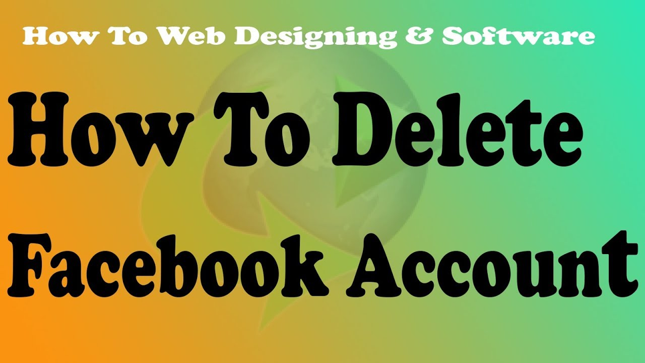How To Delete Account Facebook On Android Stack Of Mobile Devices With  Jacks Hindi2017