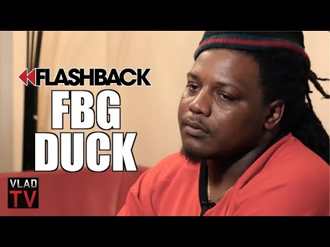 FBG Duck on Why He Wouldn't Leave Chicago After Getting Shot Twice (RIP)