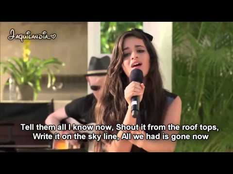 Fifth Harmony- Impossible- INSTRUMENTAL KARAOKE