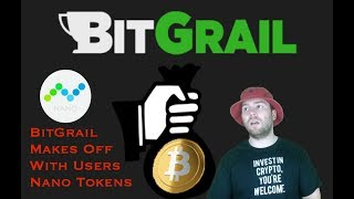 BitGrail Exchange Runs Off With Nano Tokens! | Binance Back Up With Discounted Trading