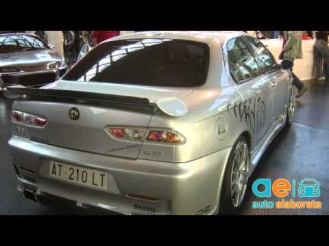 156 2.0 TS Alfa Romeo 156 2.0 Twin Spark RAM Tuning