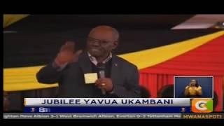 Baadhi ya viongozi wa Ukambani wajiunga na Jubilee