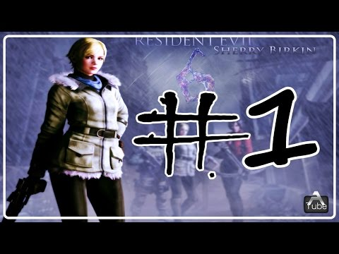 Resident Evil 6 - Detonado Sherry (Walkthrough) Parte 1 [ PT BR ]