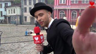 Съемки клипа Егора Крида «Самая Самая»